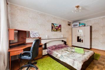 2-комн. квартира, 58 кв.м. на 4 человека, улица Чаянова, Москва - Фотография 1