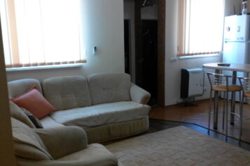 2-комн. квартира, 47 кв.м. на 5 человек, переулок Типографский, 14, Евпатория - Фотография 2