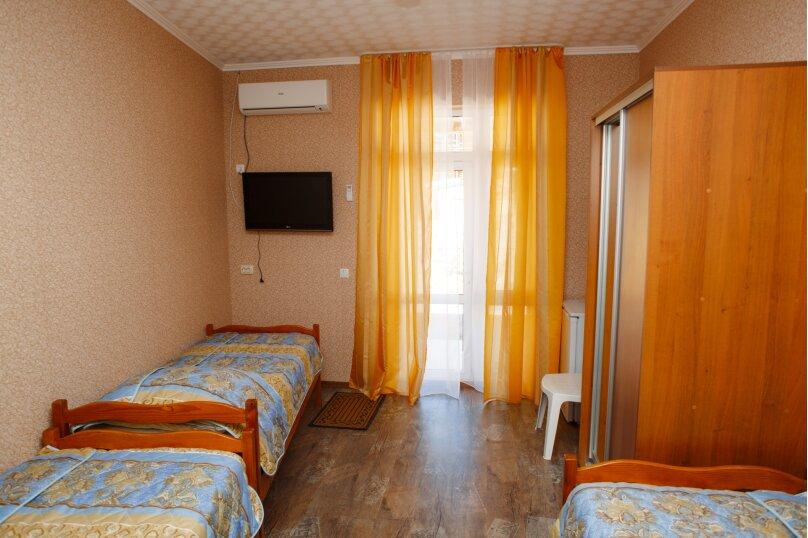 Стандартный номер с раздельными кроватями, квартал Перчемный, 2, Судак - Фотография 1