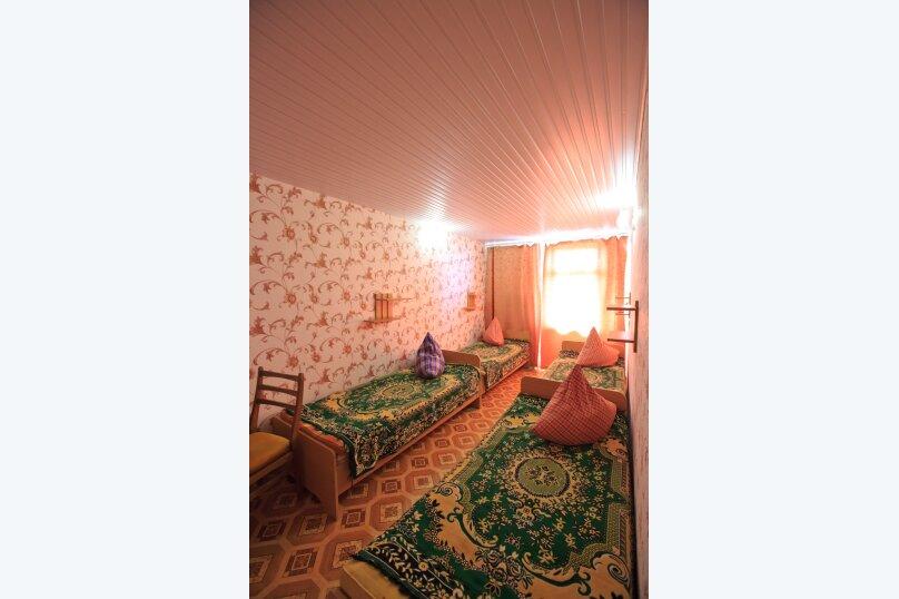 """Гостевой дом """"Бирюза"""", Миндальная улица, 18 на 2 комнаты - Фотография 23"""