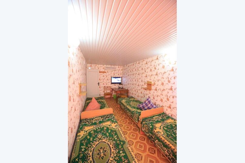 """Гостевой дом """"Бирюза"""", Миндальная улица, 18 на 2 комнаты - Фотография 24"""
