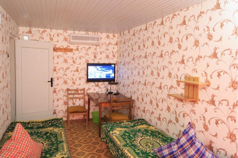 """Гостевой дом """"Бирюза"""", Миндальная улица, 18 на 2 комнаты - Фотография 25"""