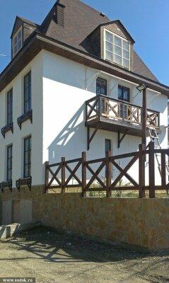 Дом c видом на море и Генуэзскую крепость, 80 кв.м. на 8 человек, 4 спальни, микрорайон Югозападный, ул.Акрополь, 4, Судак - Фотография 1