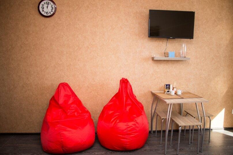 1-комн. квартира, 28 кв.м. на 3 человека, Московское шоссе, 33к4, Рязань - Фотография 7
