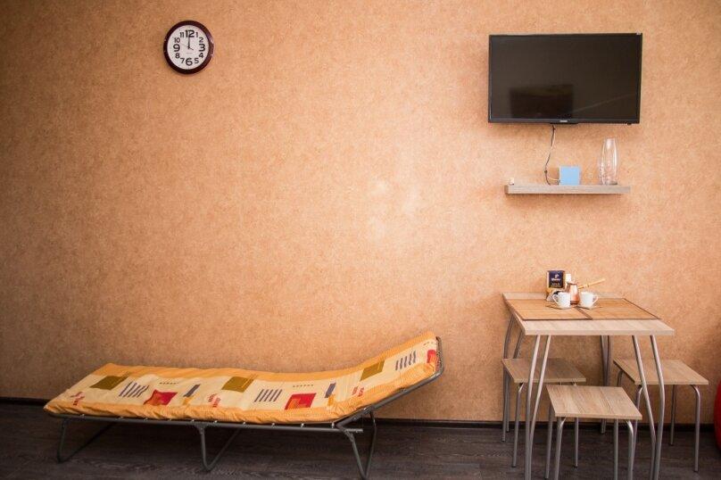 1-комн. квартира, 28 кв.м. на 3 человека, Московское шоссе, 33к4, Рязань - Фотография 11