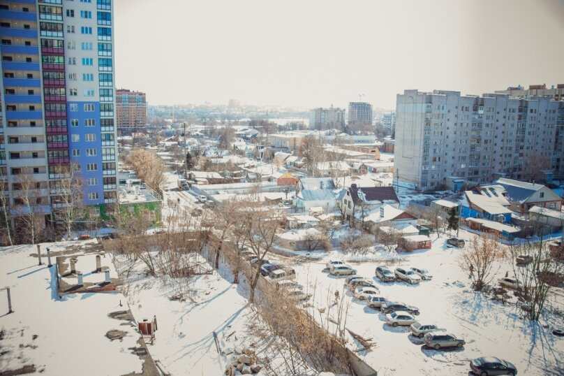 1-комн. квартира, 28 кв.м. на 3 человека, Московское шоссе, 33к4, Рязань - Фотография 13
