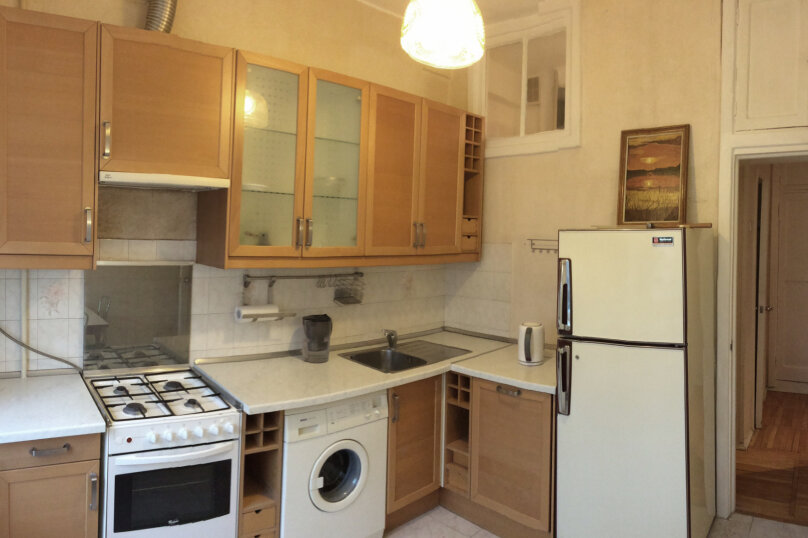 2-комн. квартира, 68 кв.м. на 6 человек, Ленинский проспект, 44, Москва - Фотография 2