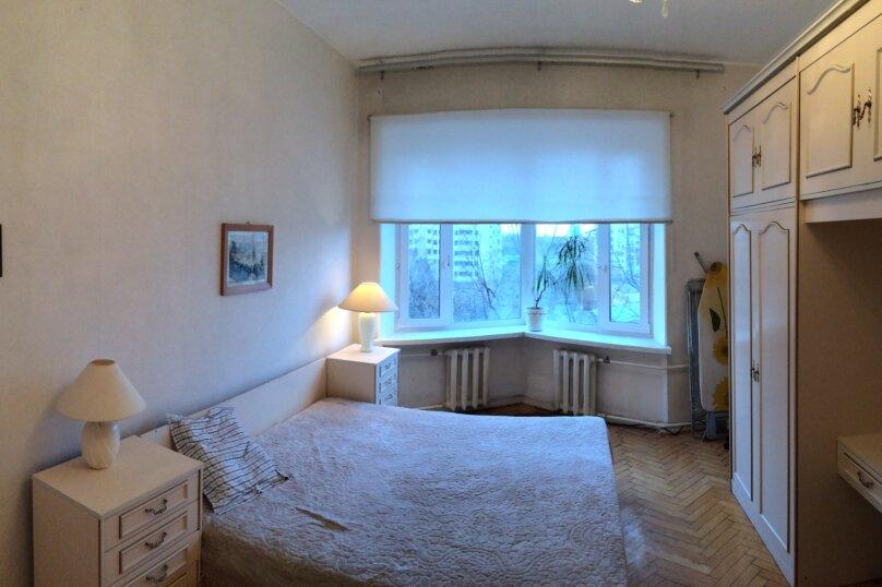 2-комн. квартира, 68 кв.м. на 6 человек, Ленинский проспект, 44, Москва - Фотография 5