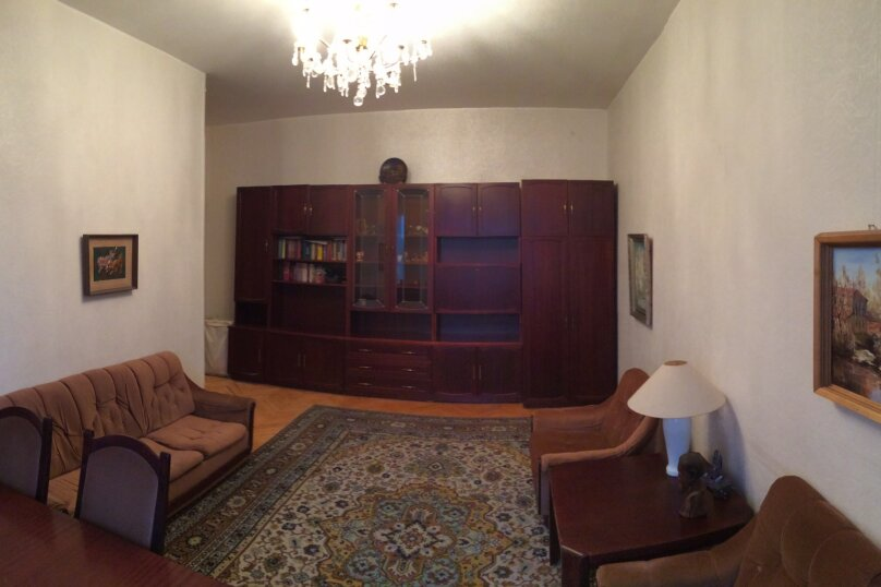 2-комн. квартира, 68 кв.м. на 6 человек, Ленинский проспект, 44, Москва - Фотография 10