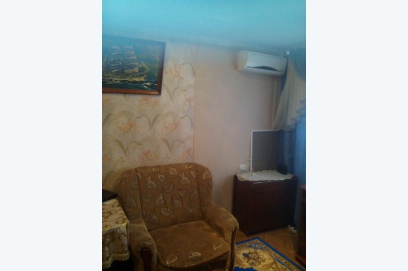 1-комн. квартира, 54 кв.м. на 3 человека, Судакская улица, 24, Алушта - Фотография 12