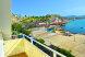 Двух комнатный  с балконом видом на море:  Номер, Люкс, 3-местный (2 основных + 1 доп), 2-комнатный - Фотография 62