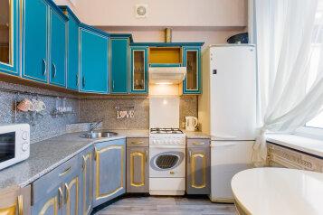 3-комн. квартира, 69 кв.м. на 6 человек, Смоленский бульвар, 3-5с1Б, Москва - Фотография 1