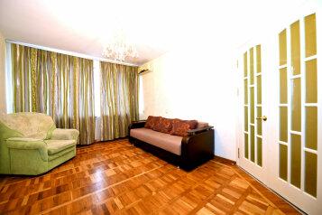 1-комн. квартира, 45 кв.м. на 3 человека, проспект Ленина, Пионерская, Волгоград - Фотография 1
