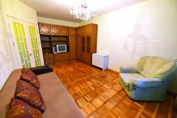 1-комн. квартира, 45 кв.м. на 3 человека, проспект Ленина, Пионерская, Волгоград - Фотография 2