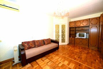 1-комн. квартира, 45 кв.м. на 3 человека, проспект Ленина, Пионерская, Волгоград - Фотография 3