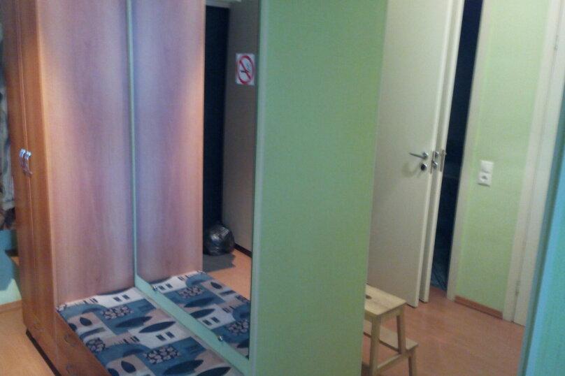 2-комн. квартира, 70 кв.м. на 10 человек, улица Ломоносова, 61, Новосибирск - Фотография 13