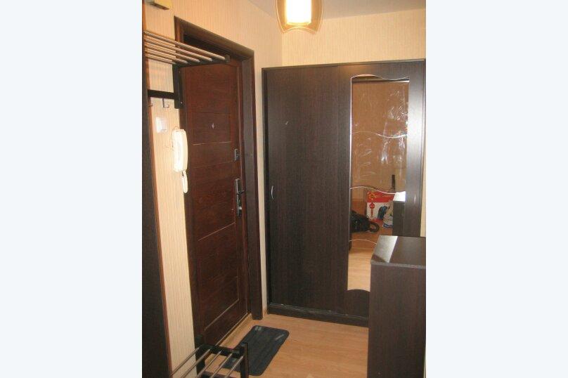 1-комн. квартира, 32 кв.м. на 5 человек, Линейная улица, 33/1, Новосибирск - Фотография 11