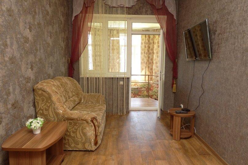 Эксклюзивный дом в Джемете, 100 кв.м. на 12 человек, 3 спальни, Межсанаторный проезд, 20, Анапа - Фотография 6