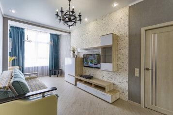 1-комн. квартира, 47 кв.м. на 4 человека, Крымская улица, 19, Геленджик - Фотография 1