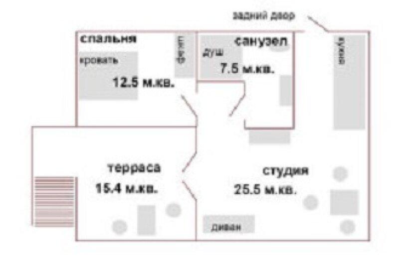 """Гостевой дом """"Панорама"""", Предгорный проспект, 18 на 2 комнаты - Фотография 3"""