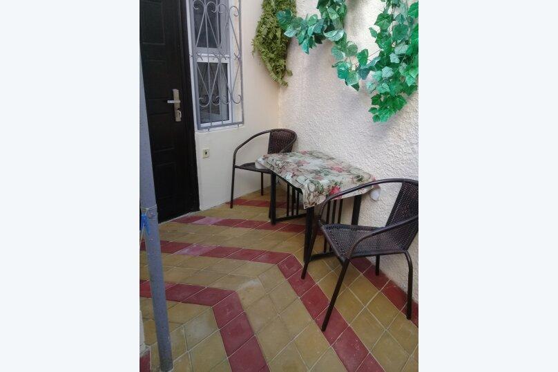 Домик , 40 кв.м. на 4 человека, 1 спальня, улица Горького, 5А, Алушта - Фотография 9