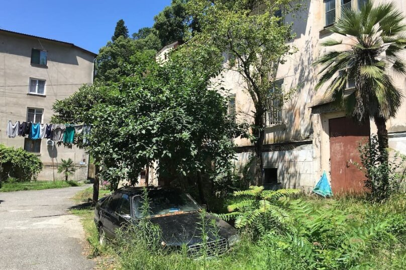 2-комн. квартира, 50 кв.м. на 4 человека, Веденского, 20, Сухум - Фотография 6