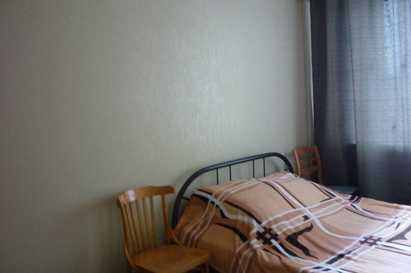 1-комн. квартира, 40 кв.м. на 4 человека, улица Калинина, 73/4, Ейск - Фотография 6