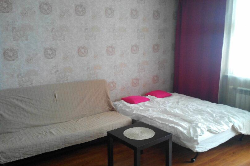 1-комн. квартира, 25 кв.м. на 5 человек, Горский микрорайон, 75, Новосибирск - Фотография 1