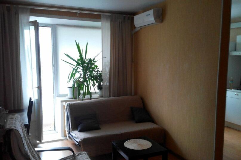 1-комн. квартира, 31 кв.м. на 5 человек, Гоголя, 19, Новосибирск - Фотография 21