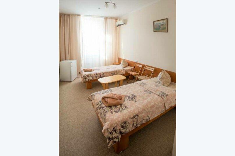 2х местный с двумя раздельными кроватями, улица 1-й Конной Армии, 17Б, Симферополь - Фотография 1