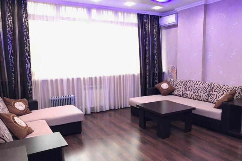 1-комн. квартира, 35 кв.м. на 4 человека, улица Просвещения, 118/2, Адлер - Фотография 1