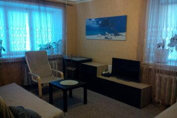 1-комн. квартира, 32 кв.м. на 5 человек, Проспект Карла Маркса, 2, Площадь Маркса, Новосибирск - Фотография 1