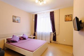 1-комн. квартира, 36 кв.м. на 3 человека, улица Зайцева, 42А, Петрозаводск - Фотография 1