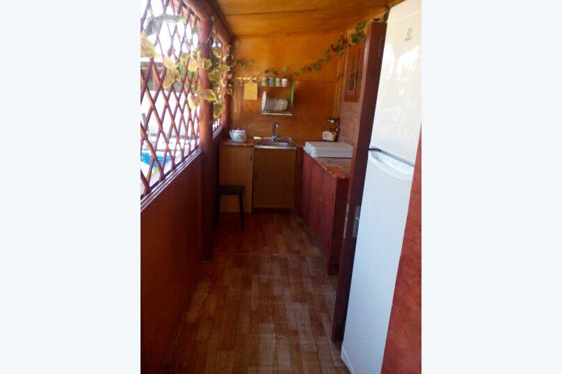 Дом, 25 кв.м. на 3 человека, 1 спальня, Пер. Островского, 27, Должанская - Фотография 4