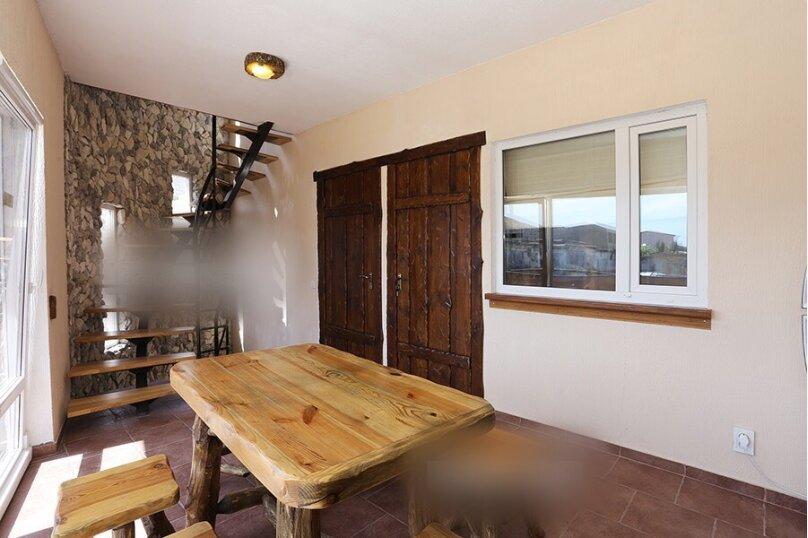 отдельный дом на 4 трехместных номера, СТ Стрела , 177, поселок Орджоникидзе, Феодосия - Фотография 2