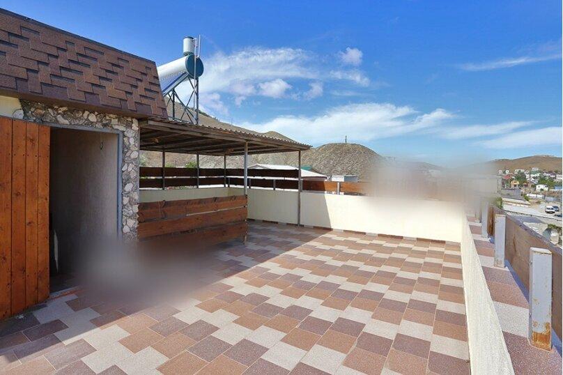 отдельный дом на 4 трехместных номера, СТ Стрела , 177, поселок Орджоникидзе, Феодосия - Фотография 3