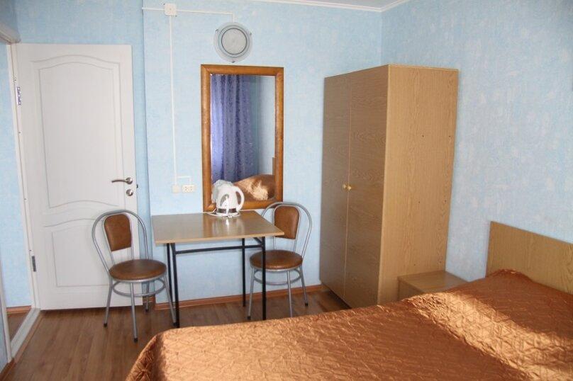 1-комнатный номер 2 этаж без вида на море, улица Анджиевского, 33, село Мысовое - Фотография 1