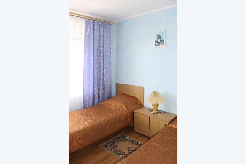 1-комнатный номер с видом на море, улица Анджиевского, 33, село Мысовое - Фотография 1