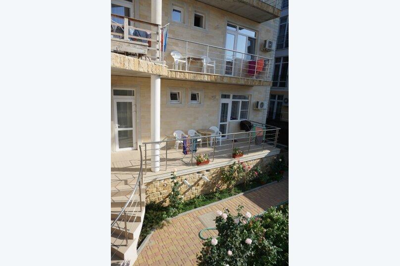 Персиковый от 2-х до 4-х мест 2-й этаж с террасой,  ул. Южная , 6, Геленджик - Фотография 3