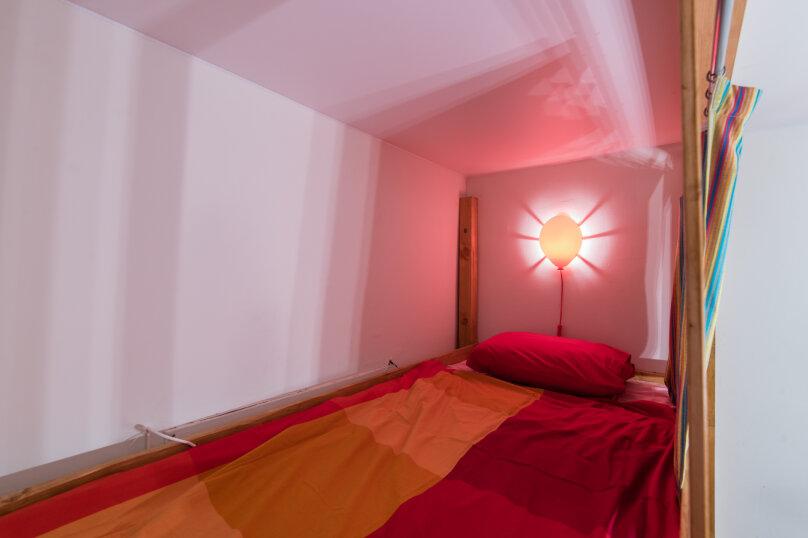 1-комн. квартира, 25 кв.м. на 5 человек, Сапёрный переулок, 10, Санкт-Петербург - Фотография 3