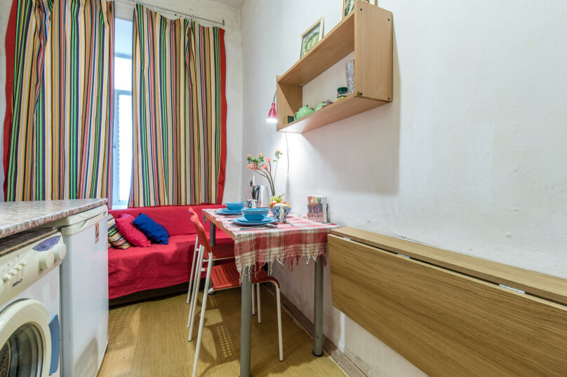 1-комн. квартира, 25 кв.м. на 5 человек, Сапёрный переулок, 10, Санкт-Петербург - Фотография 5