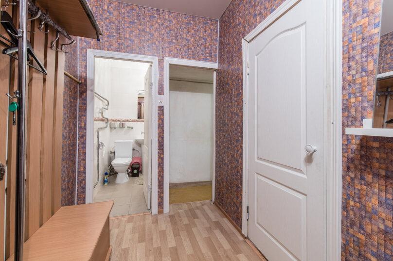 1-комн. квартира, 25 кв.м. на 5 человек, Сапёрный переулок, 10, Санкт-Петербург - Фотография 7