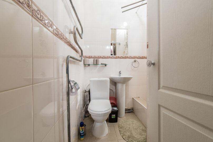 1-комн. квартира, 25 кв.м. на 5 человек, Сапёрный переулок, 10, Санкт-Петербург - Фотография 8