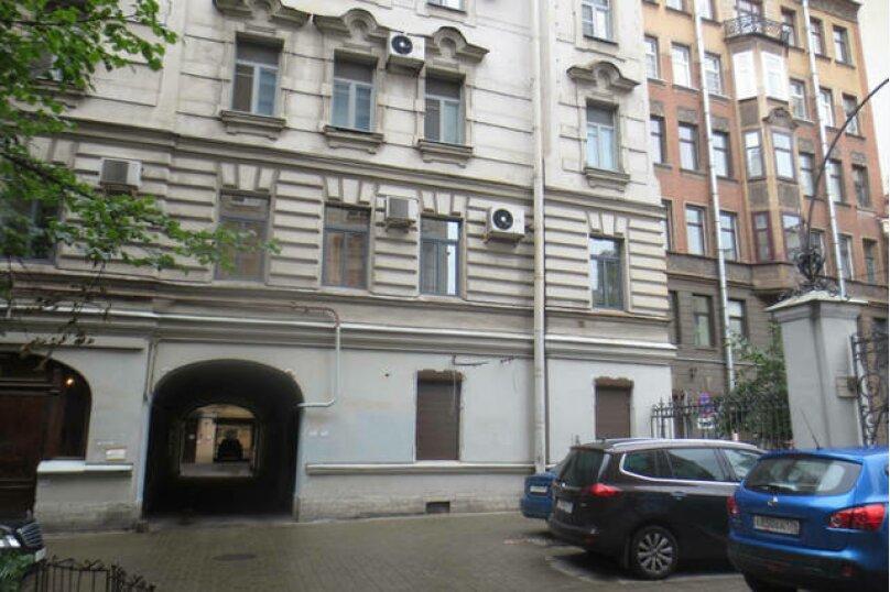 1-комн. квартира, 25 кв.м. на 5 человек, Сапёрный переулок, 10, Санкт-Петербург - Фотография 17
