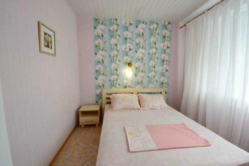 2-х комнатный номер, переулок Серова, 2Б, Коктебель - Фотография 1
