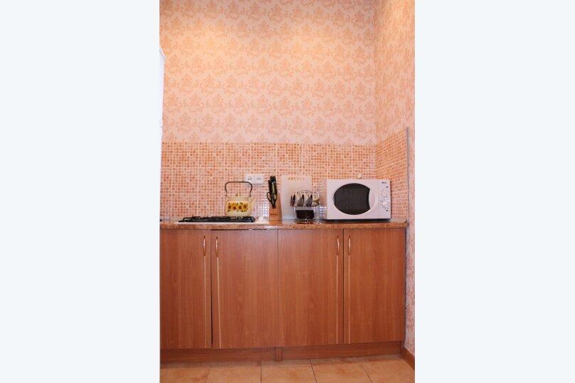 2-комн. квартира, 42 кв.м. на 4 человека, улица Жуковского, 37, Коктебель - Фотография 4