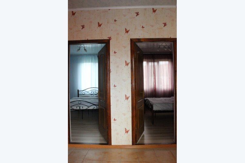 2-комн. квартира, 42 кв.м. на 4 человека, улица Жуковского, 37, Коктебель - Фотография 6