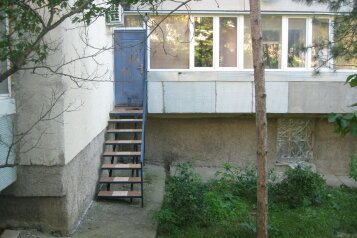 1-комн. квартира, 25 кв.м. на 2 человека, улица Бондаренко, 12, поселок Орджоникидзе, Феодосия - Фотография 1