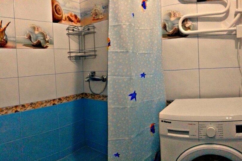2-комн. квартира, 40 кв.м. на 4 человека, улица Рыбацкий Причал, 6, Севастополь - Фотография 3