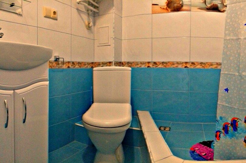 2-комн. квартира, 40 кв.м. на 4 человека, улица Рыбацкий Причал, 6, Севастополь - Фотография 4